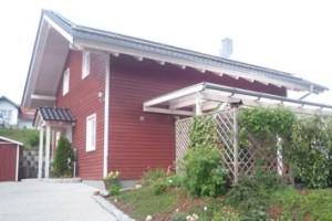Holzhaus in itterskirchen